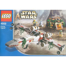 LEGO X-wing Fighter Set (Blue box) 4502-1