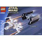 LEGO X-Wing Fighter & TIE Advanced Set 4484