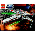LEGO X-wing Starfighter Set 9493 Instructions