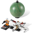 LEGO X-wing Starfighter & Yavin 4 Set 9677