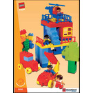 LEGO XL Duplo Bulk Set 9090 Instructions