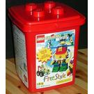 LEGO XL Value Bucket Set 4128