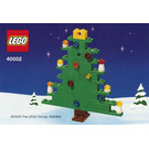 LEGO Xmas Tree Set 40002