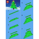 LEGO Xmas Tree Set 40002 Instructions