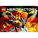 LEGO XT4 Set 6229 Instructions
