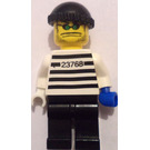 LEGO Xtreme Stunts Brickster with Knit Cap Minifigure