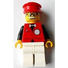LEGO Xtreme Stunts Infomaniac Minifigure