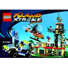 LEGO Xtreme Tower Set 6740 Instructions