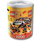 LEGO XXL 2000 Tube Set 3598