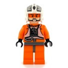LEGO Y-wing Rebel Pilot Minifigure