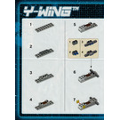 LEGO Y-Wing Set 911730 Instructions
