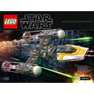 LEGO Y-wing Starfighter Set 75181 Instructions