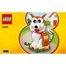 LEGO Year of the Dog Set 40235 Instructions