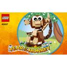 LEGO Year of the Monkey Set 40207 Instructions