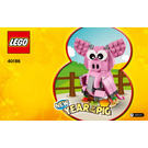 LEGO Year of the Pig Set 40186 Instructions