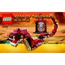 LEGO Year of the Snake Set 10250 Instructions