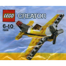 LEGO Yellow Airplane Set 7808