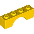 LEGO Yellow Arch 1 x 4 (3659)