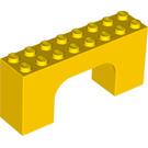 LEGO Yellow Arch 2 x 8 x 3 (4743)