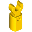 LEGO Yellow Bar Holder with Clip (11090)