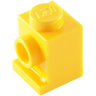 LEGO Yellow Brick 1 x 1 with Headlight and Slot (4070)