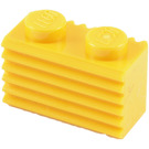 LEGO Brick 1 x 2 with Grille (2877)