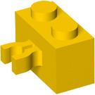 LEGO Brick 1 x 2 with Vertical Clip (thick open 'O' clip) (30237 / 95820)