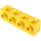 LEGO Brick 1 x 4 with 4 Studs on 1 Side (30414)