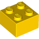 LEGO Yellow Brick 2 x 2 (3003)