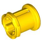 LEGO Yellow Bushing (6590)