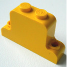 LEGO Yellow Car Grille