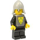 LEGO Yellow Castle Knight Black Minifigure