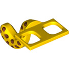 LEGO Yellow Cheetah Minifigure Tail (66422)
