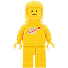 LEGO Yellow Classic Space astronaut Minifigure