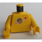 LEGO Jaune Classic Espacer Minifig Torse
