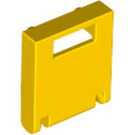 LEGO Yellow Container Box 2 x 2 x 2 Door with Slot (4346)