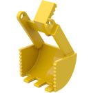 LEGO Yellow Crane Grab Jaw
