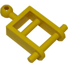LEGO Yellow Crane Grab Top