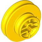 LEGO Yellow Dacta Belt Wheel (6527)