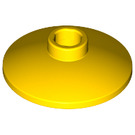 LEGO Yellow Dish 2 x 2 Ø16 Inverted (4740)