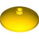 LEGO Yellow Dish 3 x 3 Inverted (43898)