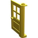 LEGO Door 1 x 4 x 5 with 4 Panes (3861)