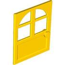 LEGO Yellow Door for Frame 2 x 6 x 6 (6234)