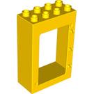 LEGO Yellow Door Frame 2 x 4 x 5 (92094)