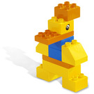 LEGO Yellow Duck Set 3518