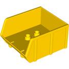 LEGO Duplo Dump Body 4 x 4 x 2 without Cutout (31088)