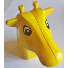 LEGO Yellow Duplo Giraffe Head