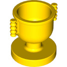 LEGO Duplo Trophy Cup with Closed Handles (15564 / 73241)