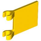 LEGO Yellow Flag 2 x 2 (2335 / 11055)