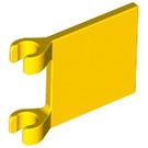 LEGO Yellow Flag 2 x 2 (2335 / 11055 / 60779)